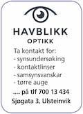 Havblikk Optikk logo