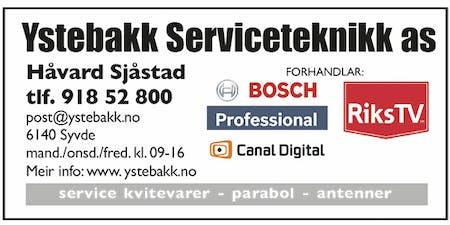 Ystebakk Serviceteknikk AS