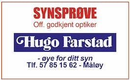 Hugo Farstad logo