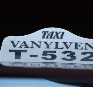 taxi vanylven