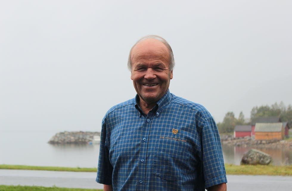 Jan Helgøy.