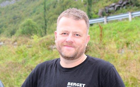 Ingebrigt Berget registrerte i desember eit nytt selskap i føretaksregisteret.